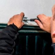 låsesmed fra can service til montering af alarmer for erhverv og privat